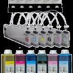 Oferta Sisteme CISS de Alimentare Continua cu Cerneala a Imprimantelor Industriale