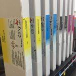Imprimanta Industriala CMYK cu 4, 6, 8 sau 12 Culori? Ce sa aleg pentru proiectul meu?